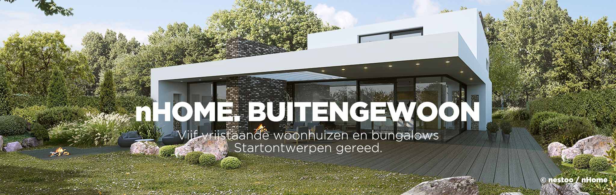Moderne bungalow architectuur for Moderne bungalow architectuur